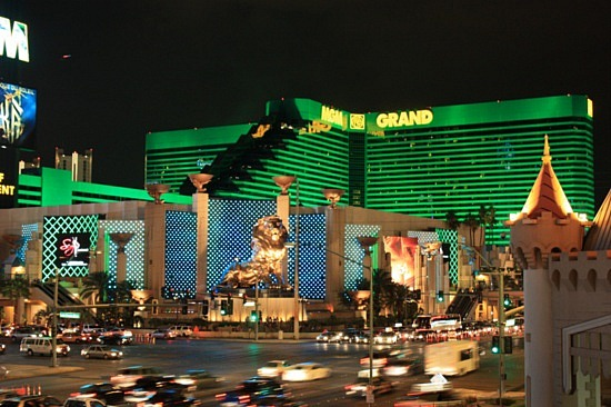 MGM Grand in Las Vegas