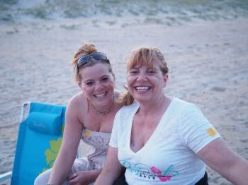 LB and her mom, Mrs. Karen