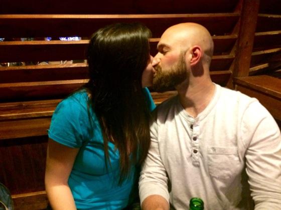 Katie & Liston
