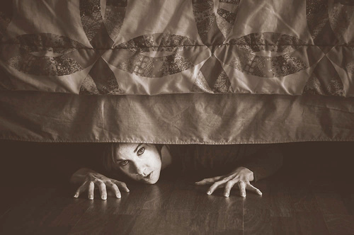The Monster in Your Bed: Your Insecurity Is Showing